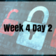 Week 4 Day 2 – Forms and Authentication