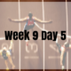 Week 9 Day 5 – Tons of Updates!