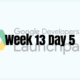 Week 13 Day 5 – Google Co-Working Meetup