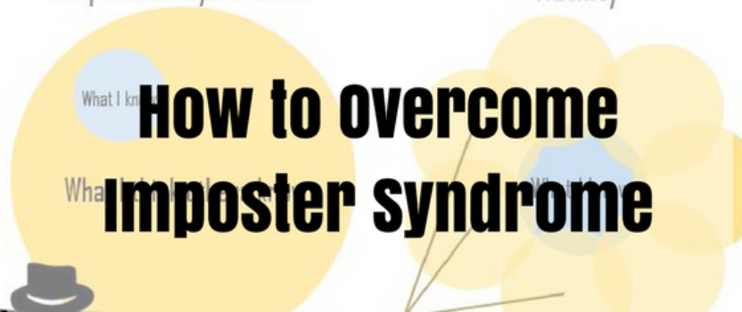 How I Overcome Imposter Syndrome Every Single Day