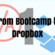 From Bootcamp to Dropbox: Part 1 – Application Process